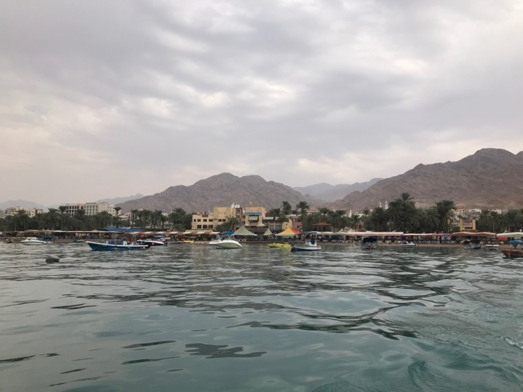 Aqaba, Red Sea, Jordan