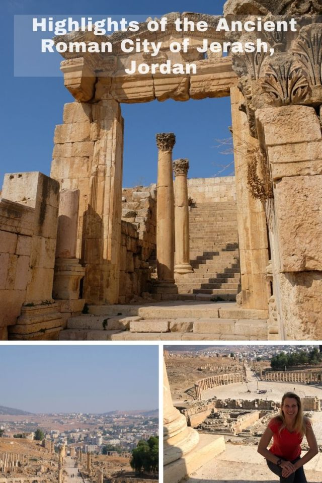 Highlights of what to do in Jerash, Jordan the ancient roman city,