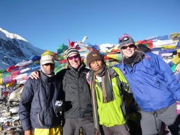 The Throung Pass, Nepal