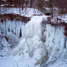 Minnehaha Falls, Minneapolis MN