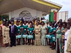 USAID-funded project Saving Maternity Homes in Ghana