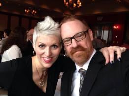 Heather and her husband Cameron
