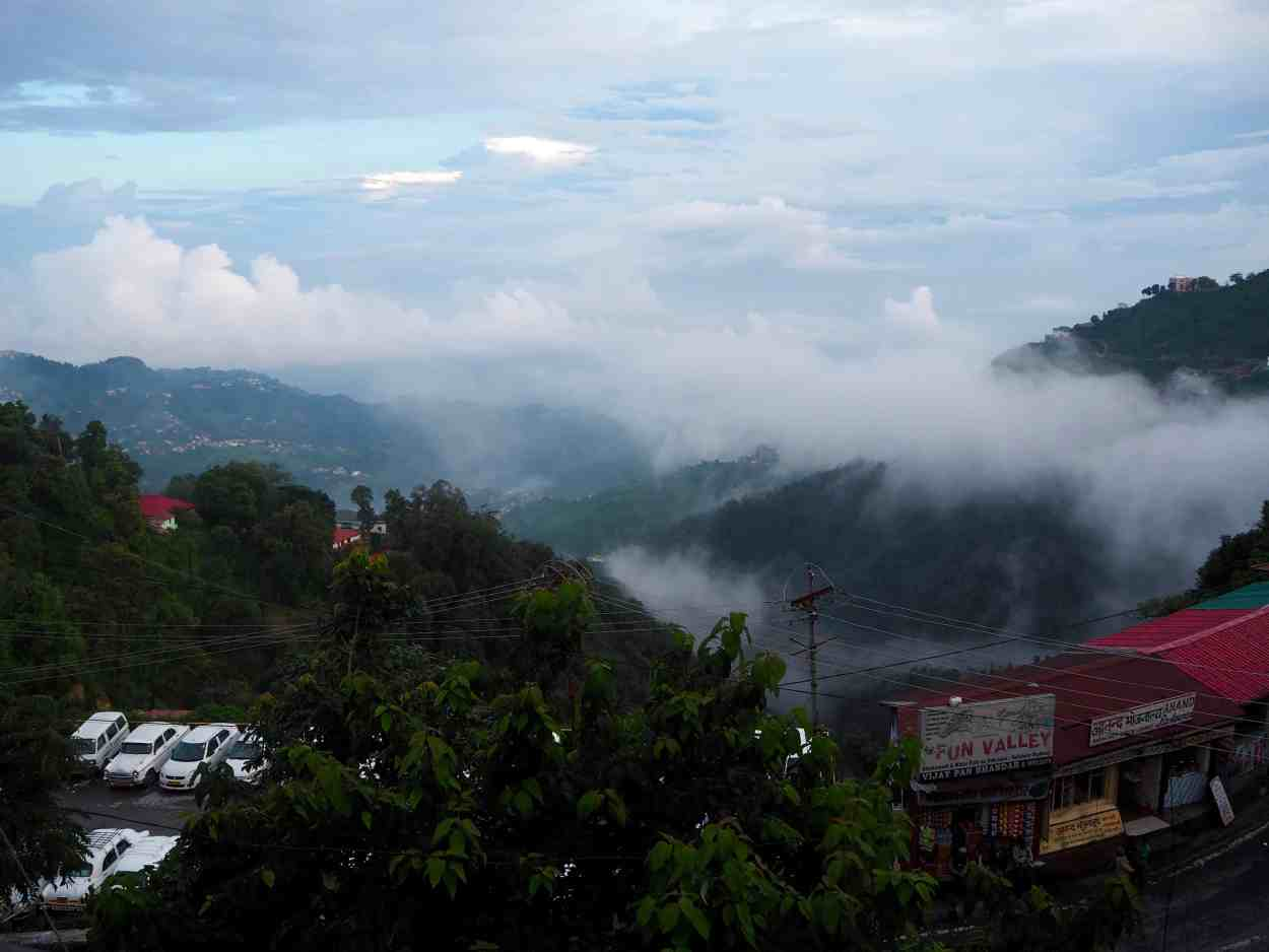 mussoorie hill station