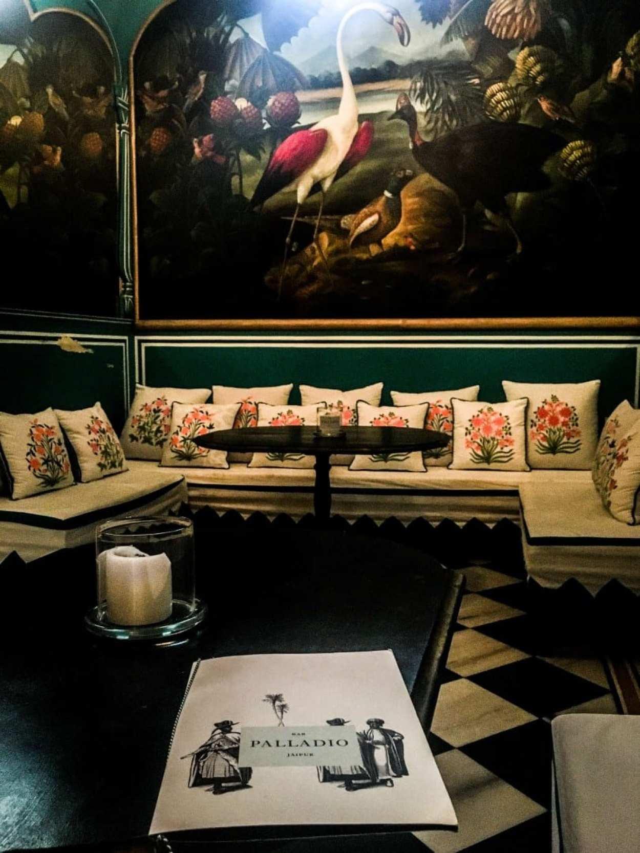 bar palladio jaipur review