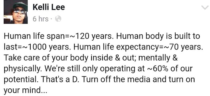 human-life-span