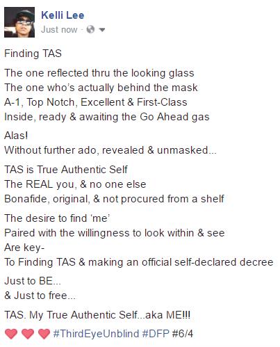 Finding TAS