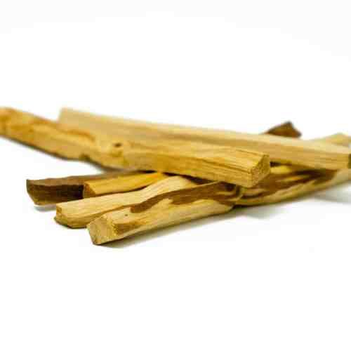 sacred palo santo sticks from peru