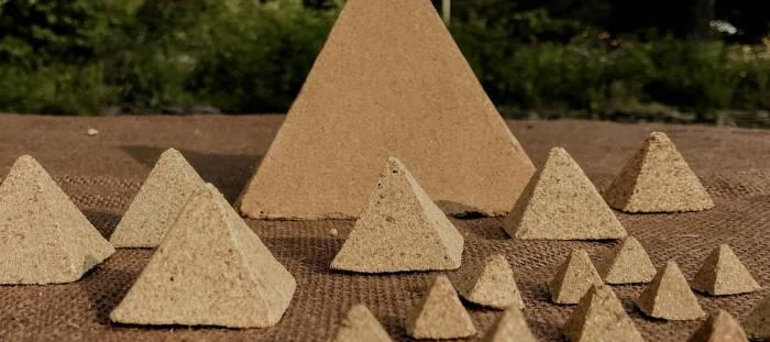 palo santo pyramids