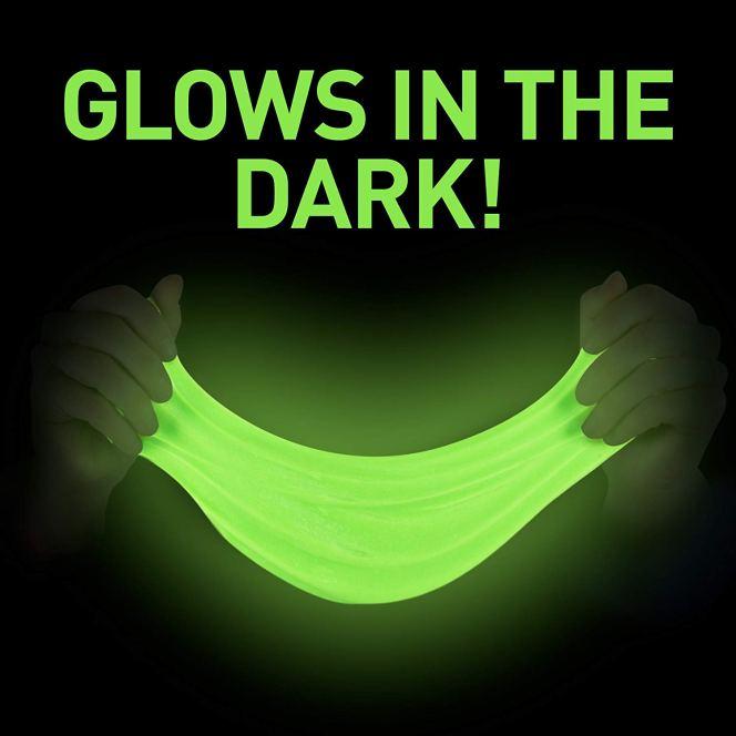 National Geographic Slime DIY Science Lab – Make Glowing Slime (Green) 2
