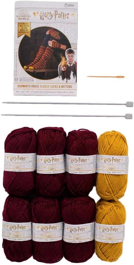 Harry-Potter-Gryffindor-Socks2