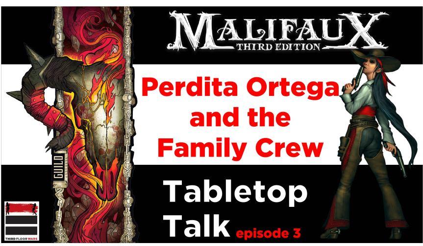 Let's Talk Perdita and the Family in M3e!