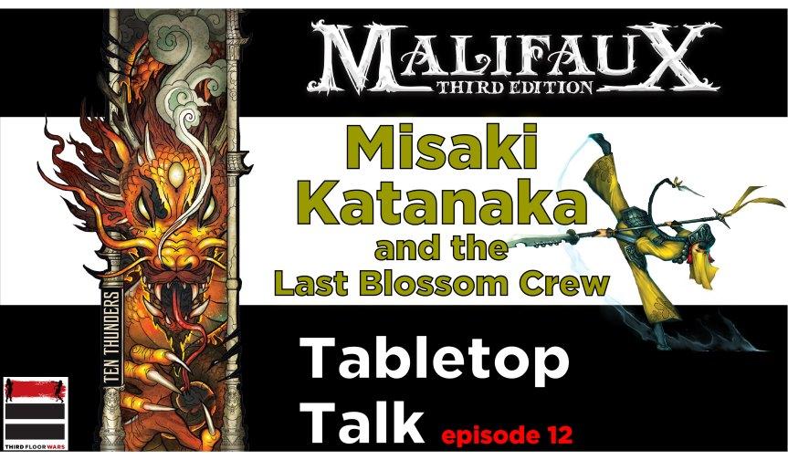 Let's Talk Misaki in M3e!