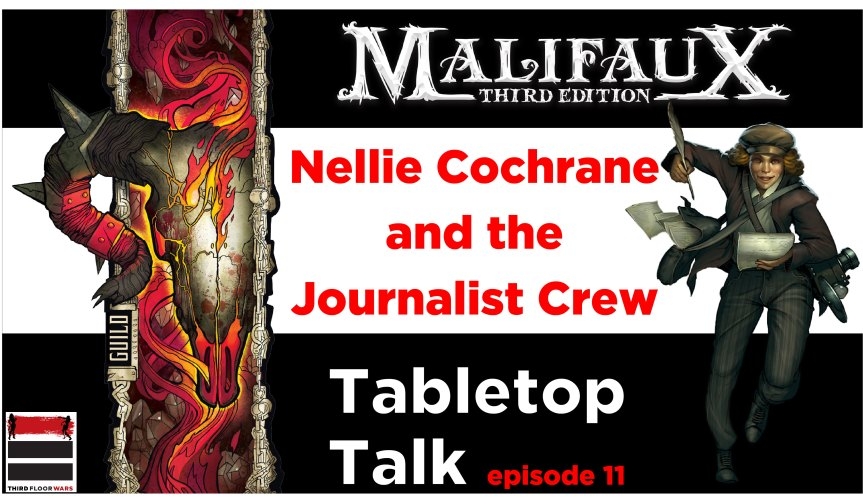 Let's Talk Nellie Cochrane in M3e!