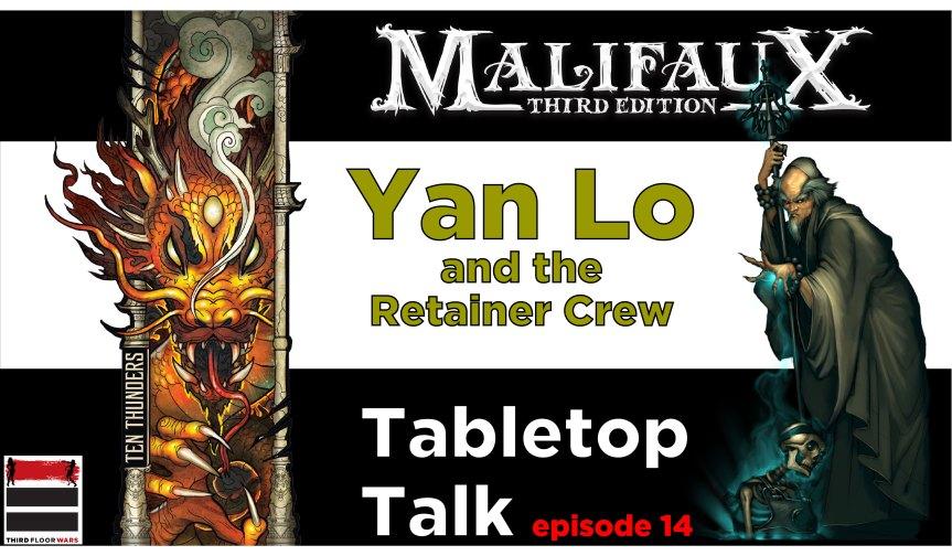Let's Talk Yan Lo in M3e