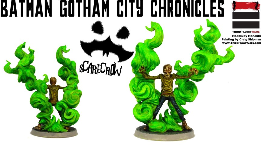 Painting the Batman Kickstarter