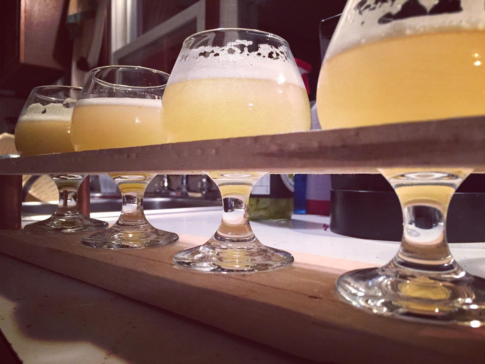 table ale 2 tasting 2