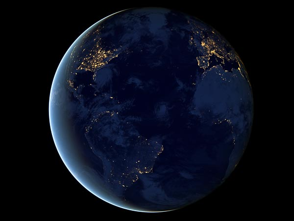 Pictures of Earth from Space (Photo Gallery) - Third Monk