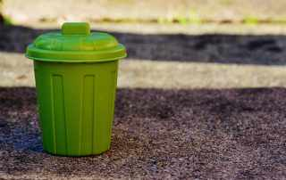 Garbage Cans Can Be Upgraded To Smart Receptacles To Gamify Zero Waste Behaviors