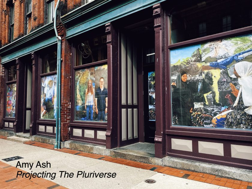Amy Ash - Projecting the Pluriverse