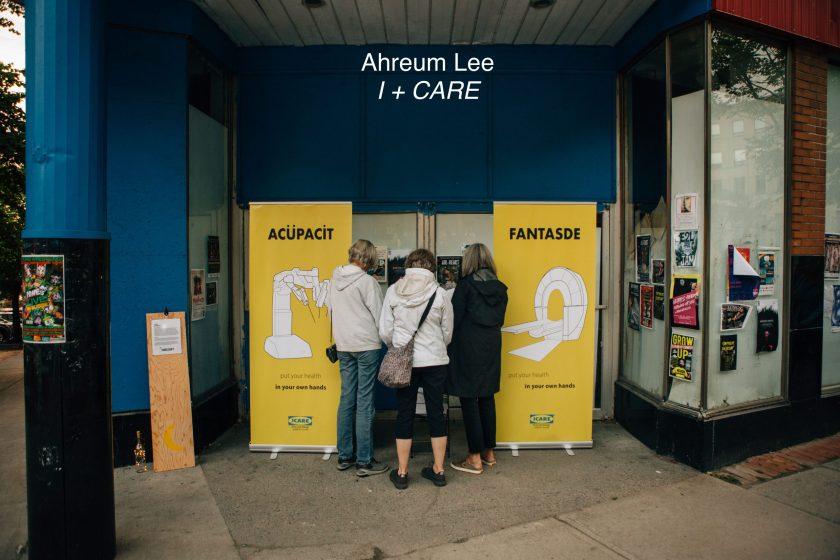 Aheum Lee - I+CARE