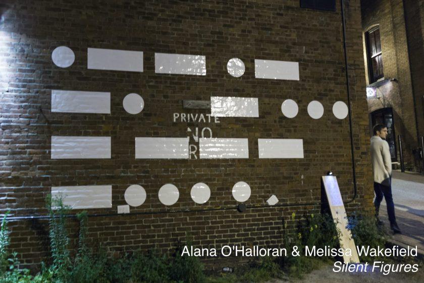 Alana O'Halloran & Melissa Wakefield - Silent Figures