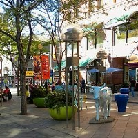 European Retailers Prosper from People Streets, Downtown Vancouver Retailers Trudge Along with 1960's Retailing Models