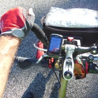 Comments from the Last Cycling Touring Trip - CycloTouring in California