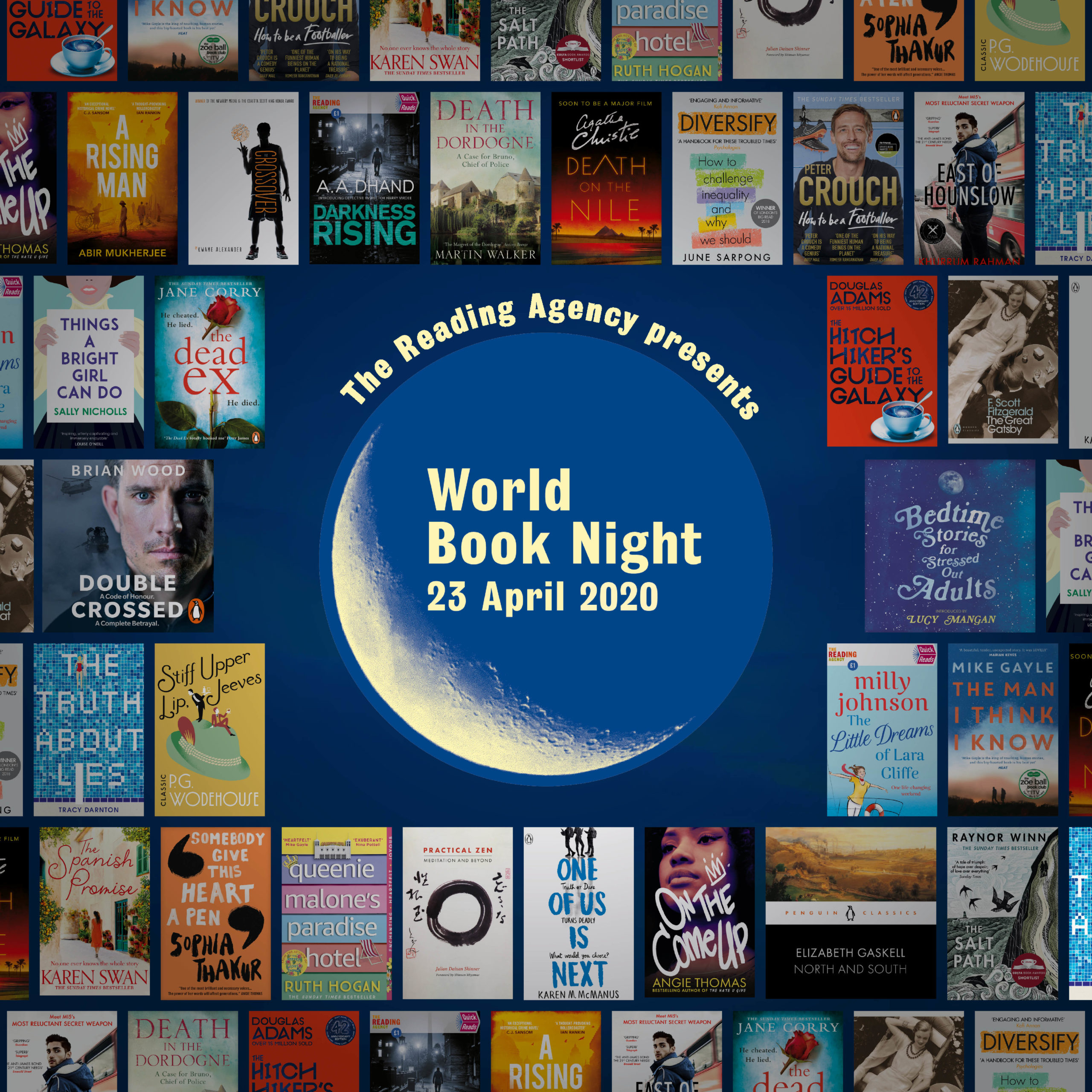 World Book Night Reading Hour 2020