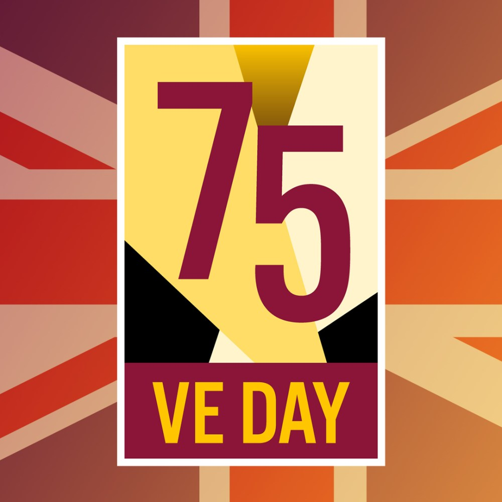 VE Day – celebrate at home
