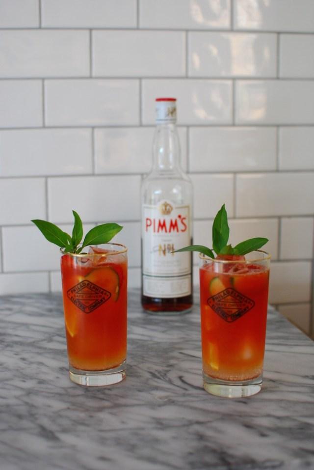 pimmscup