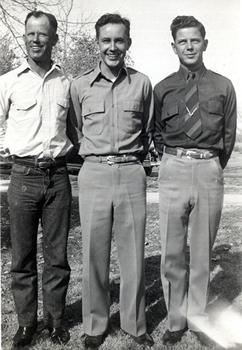 Bill, Thomas Gregg Jones (Junior), Emmett Jones