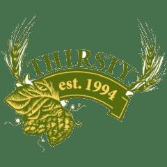 THIRSTY Logo