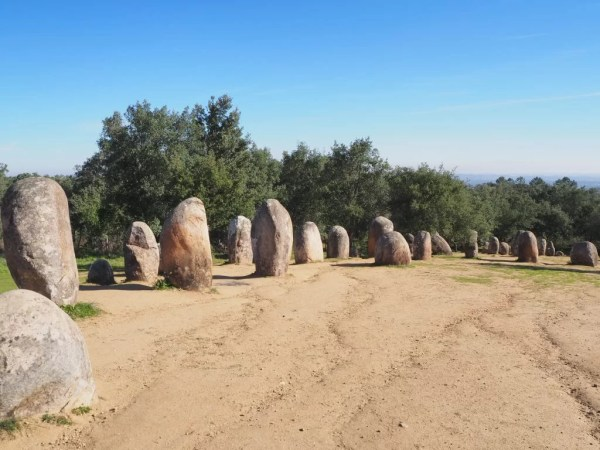 Cromlech of the Almendres