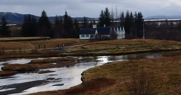 Thingvellir church, Iceland