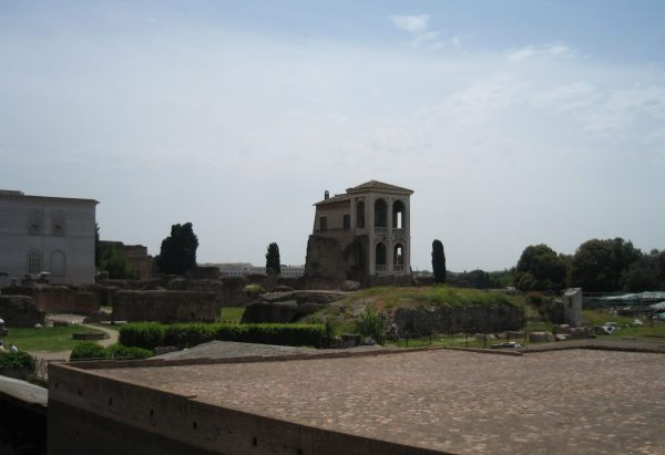 House of Augustus on Palatine Hill