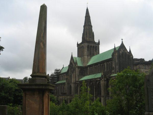 Glasgow Cathedral Scotland