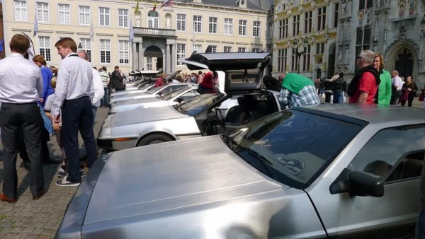DeLorean Club Belgium