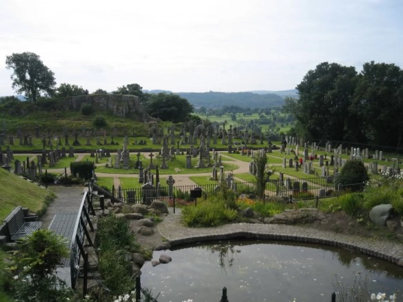 Old Town Cemetery, Stirling Scotland