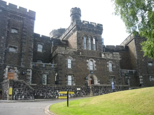 Old Town Jail, Stirling Scotland