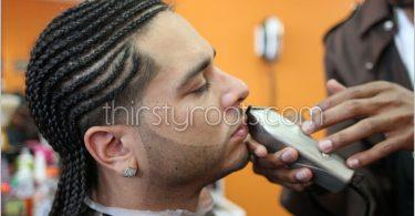 Taper Mohawk Haircut