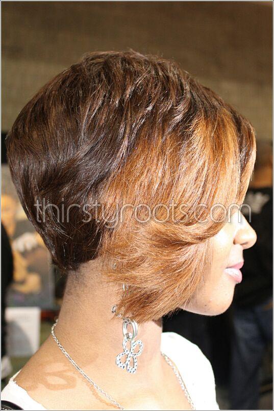 Sew Weave Side Bangs