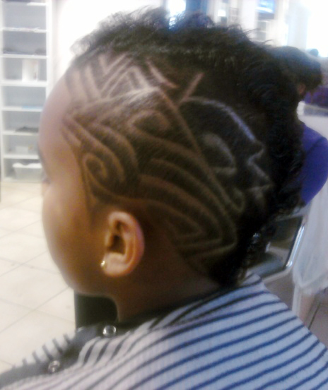 Cool Haircuts For Black Boys