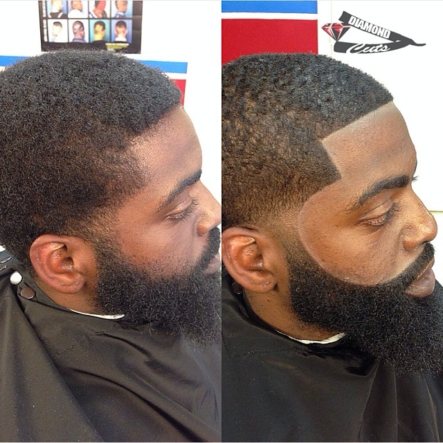 Image Result For Black Barber Cuts Styles