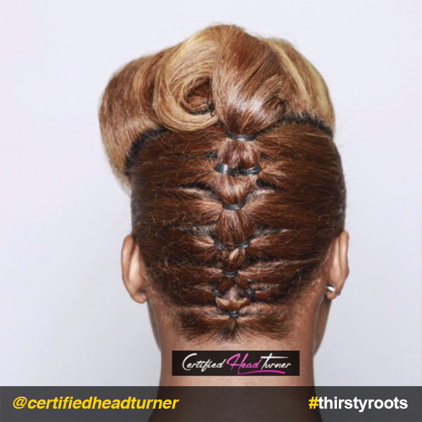 Retro-Victory-Roll-updo-natural-hairstyle-back-view