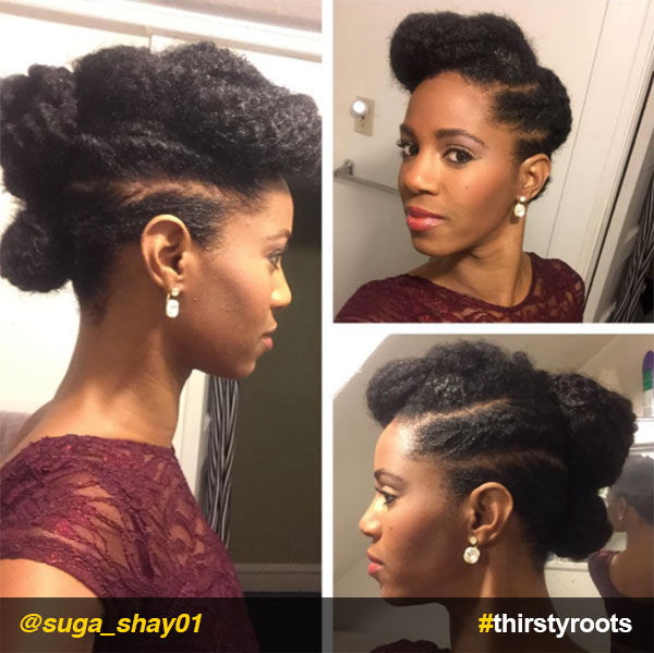 Twisted-Textured-updo-natural-hairstyle