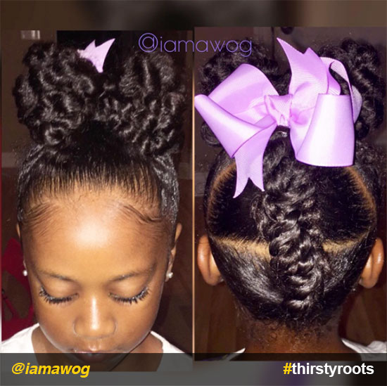 bow-ponytail-updo-natural-hairstyle-for-little-girls