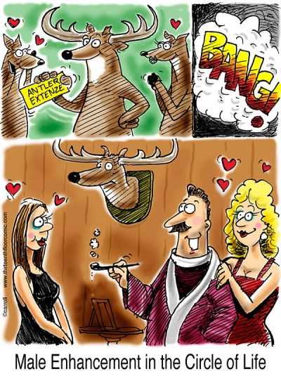Antler Extenze Gifts