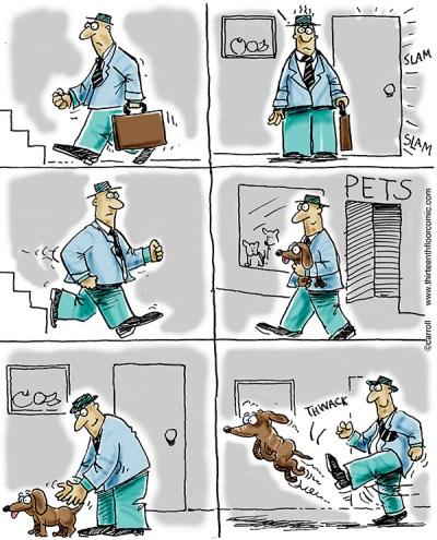 Kick The Dog Gifts
