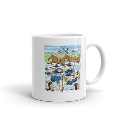scalp me coffee mug 11oz