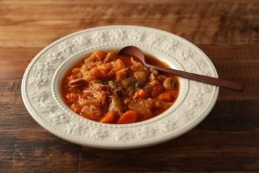 ナスとトマト缶で作るトマトソースが美味しい簡単レシピ